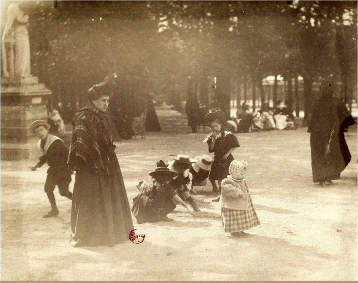 Enfants au jardin du luxembourg une photo un peu - Jardin du luxembourg enfant ...