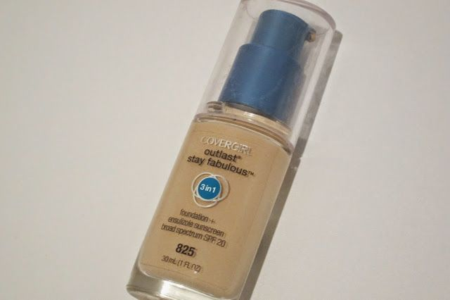 Australian Makeup and Skin care: Cover girl Outlast Stay 3 in 1 Foundation in Buff ...