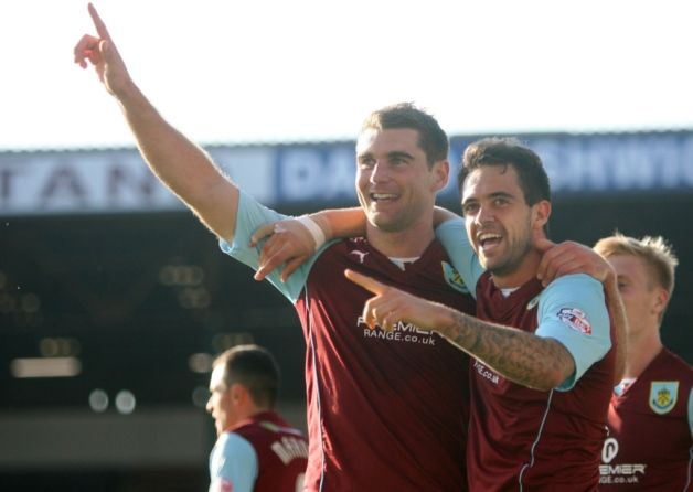 If Championship defenders were hoping the goals would dry up for Danny Ings and Sam Vokes, there is no sign of that happening.