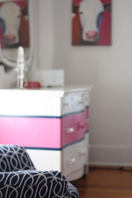 NAVY AND PINK TEEN BEDROOM BREAKDOWN | My Old Country House