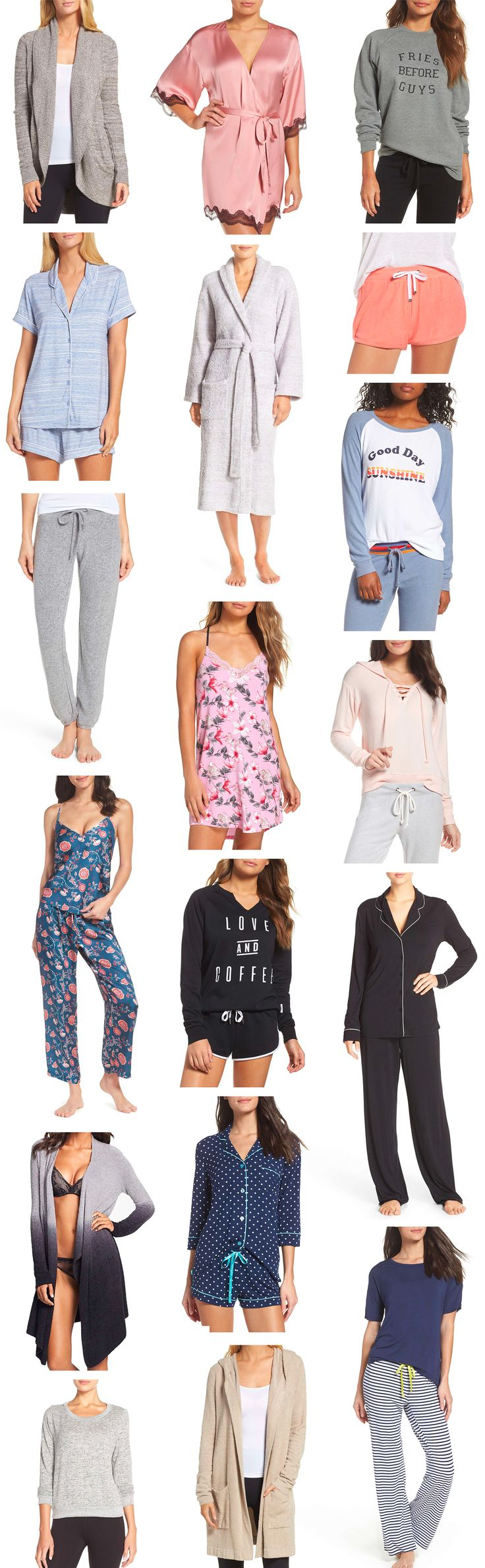 Looking for cute, comfortable, and affordable sleep clothes and loungewear? Check out this roundup of the best sleep and loungewear deals from the Nordstrom Anniversary Sale from Orlando, Florida fashion blogger Ashley Brooke Nicholas. There are so many cute pajama sets, cozy sweaters (including three varieties of Barefoot Dreams sweaters), robes, and more!