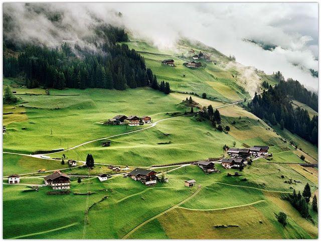 cette belle Autriche