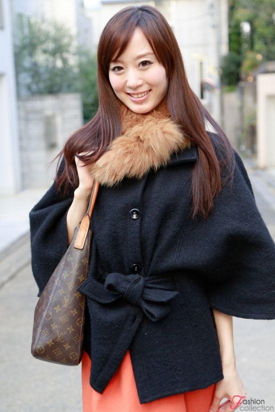 Mariko Kobayashi's Autumn and Winter fashion snap from ...