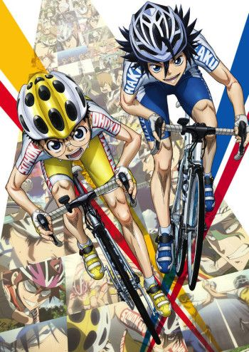 Yowamushi Pedal: Re:ROAD screenshot