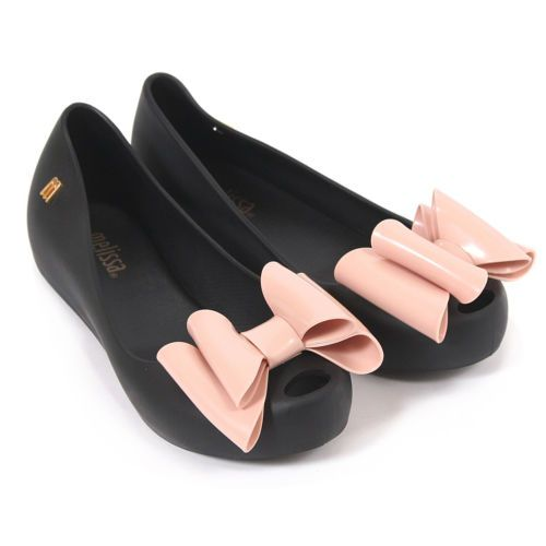 MELISSA 'Ultragirl Sweet IX' bow flats // available here, here, here, here, and here