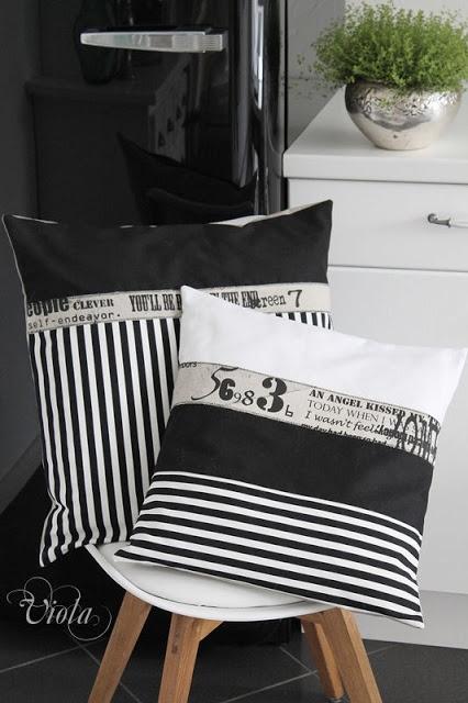 Beautiful pillows - Shabby Chic Inspired