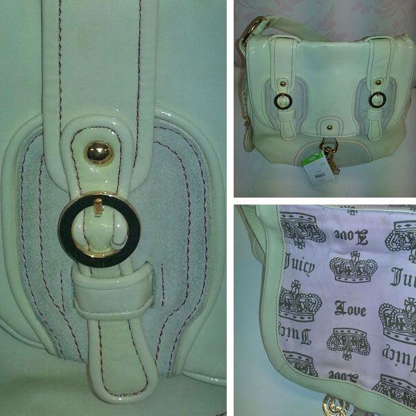 Juicy couture bag €35 at Oxfam Rathfarnham. https://www.oxfamireland.org/shop/oxfam-rathfarnham
