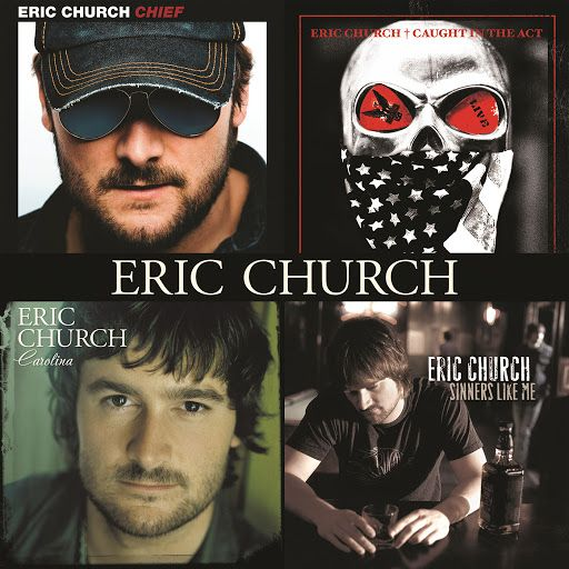 ▶ Eric Church - Smoke A Little Smoke - YouTube