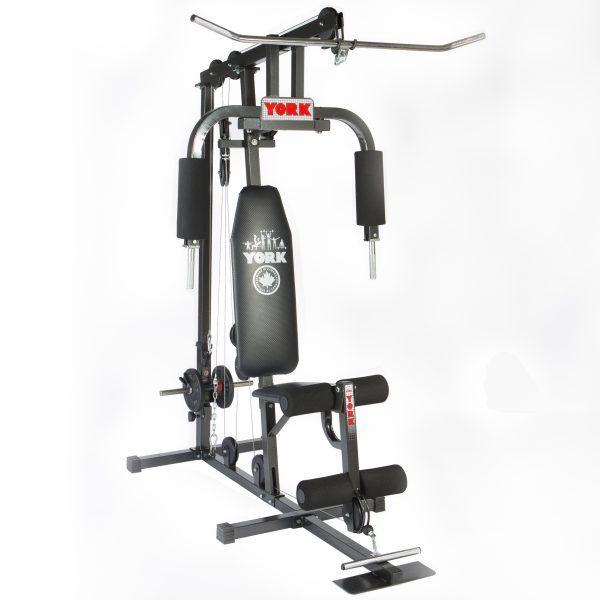 York Power Station 1000 Home Gym Equipment Home Gym Gym At Home Gym