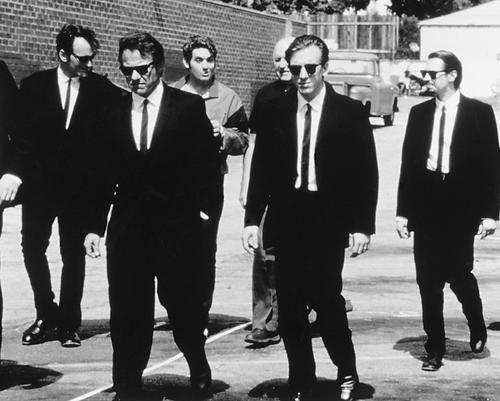 Quentin Tarantino*Steve Buscemi*   Harvey Keitel*Tim Roth*Lawrence Bender*Edward Bunker*Chris Penn*Lawrence Tierney
