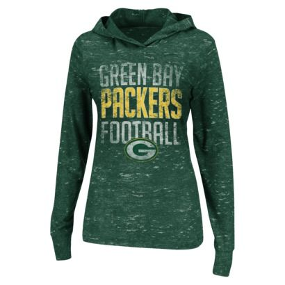 NFL Green Bay Packers Football women's sweatshirt at Target, now I just wish they had it over here.