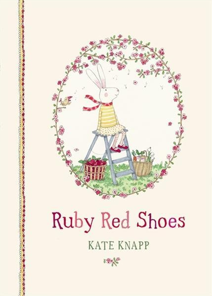 Ruby Red Shoes (Illustrator/ Author)