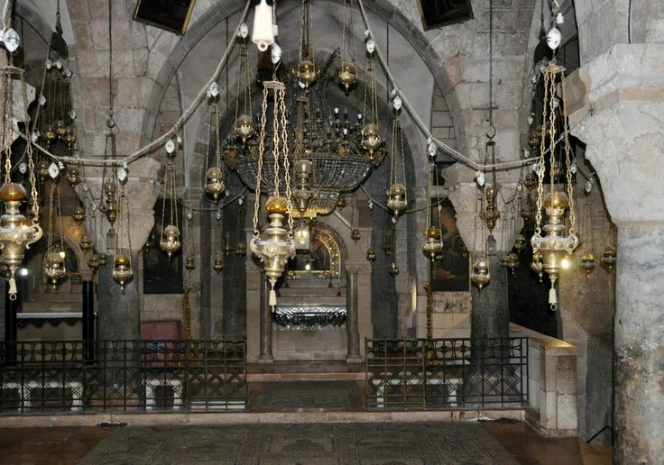 Church of the Holy Sepulcher – Google Térkép