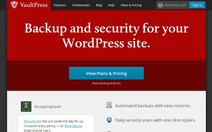 7 Best Backup Plugins for Your WordPress Site (Paid and Free)