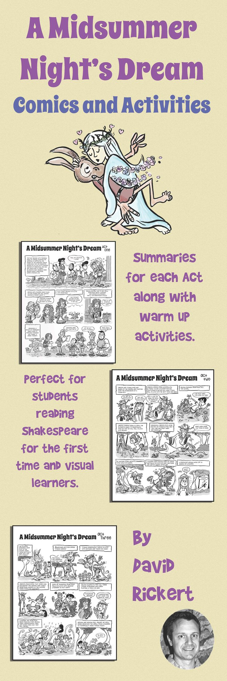 a midsummer nights dream short summary A midsummer night's dream is especially appropriate for senior high students   this teacher's guide is organized in the following manner: a brief overview.