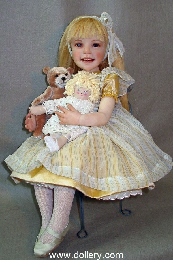 Jane Bradbury Collectible Dolls: Collectible Dolls, Collection Dolls, Bradbury Dolls, Beautiful Dolls, Baby Dolls, Dolls Artists, Artists Dolls, Art Dolls, Dolls Cresciut
