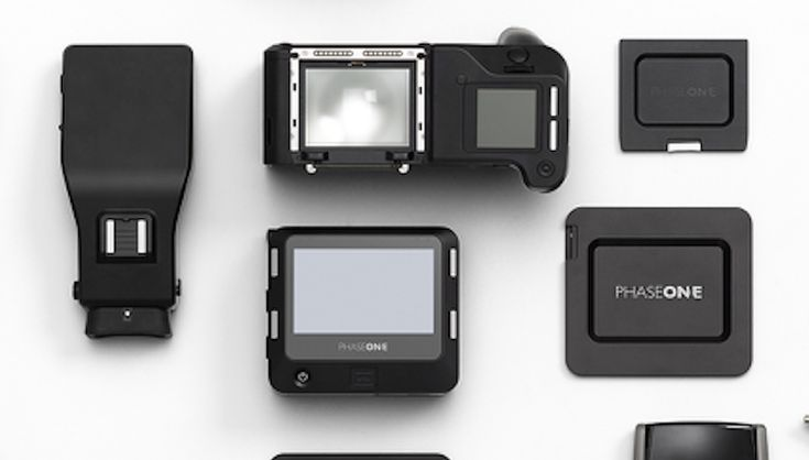 First Look: The New Phase One XF Camera System - DT Blog