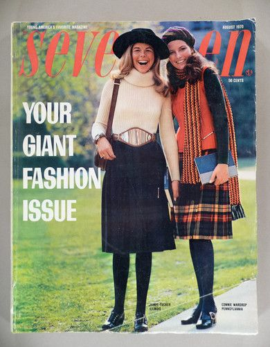 1970s Seventeen Magazine It S That Bohemian Things Again: 647 Best Images About SEVENTEEN MAGAZINES On Pinterest