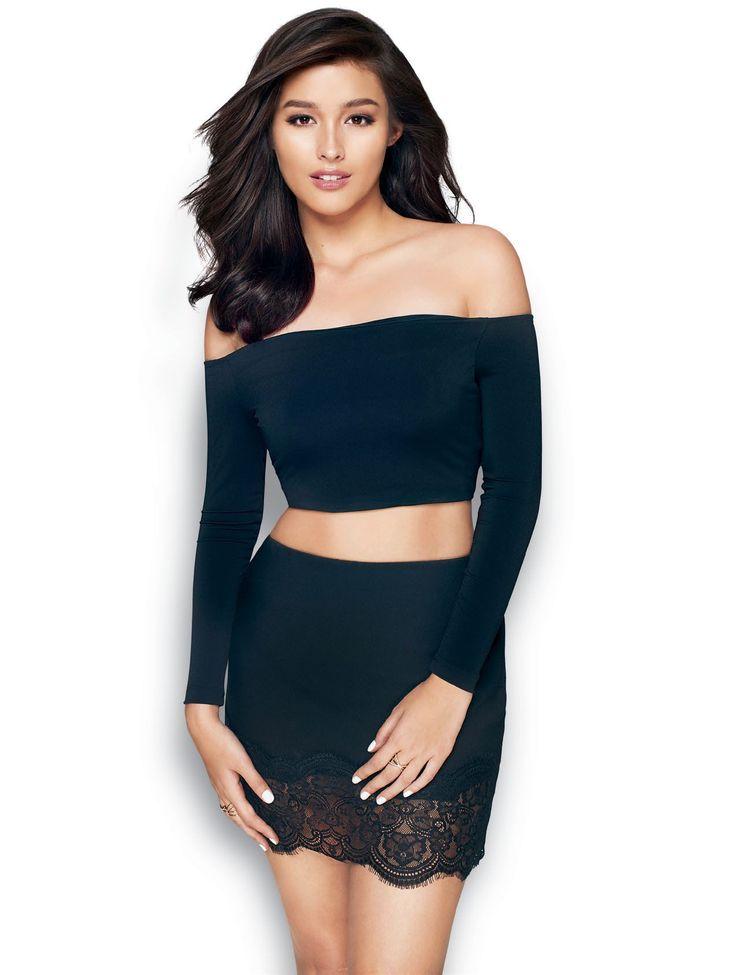Lisa Soberano  Filipino/American  modem & Actress