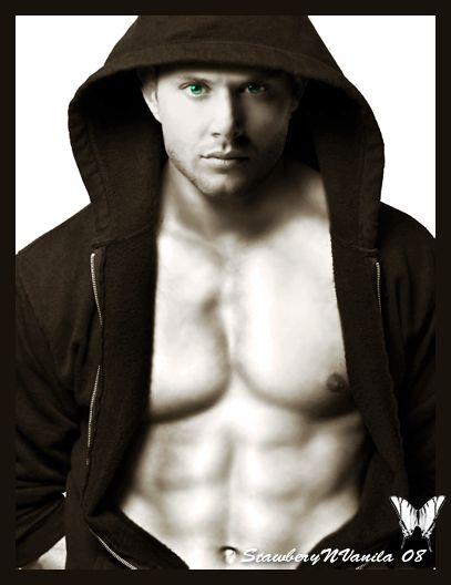 Jensen Ackles. Mmmmmm.