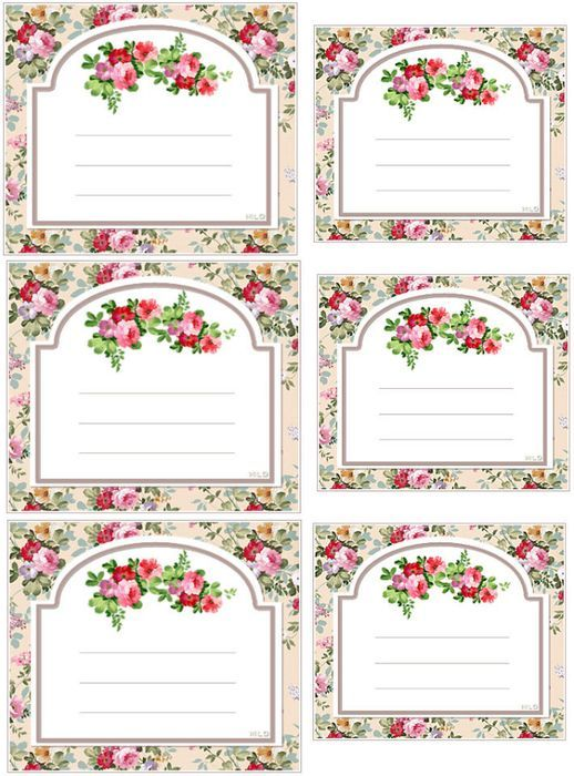 free spice labels printable | Free Printable Labels