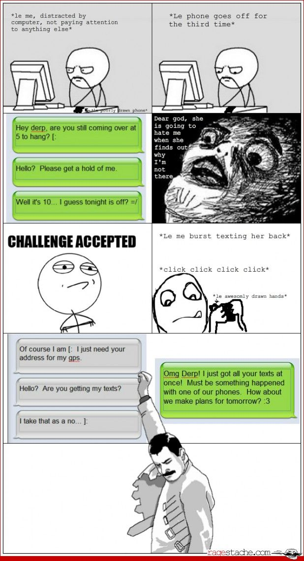 texting win