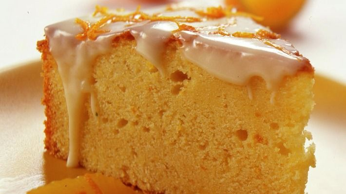 Saftig appelsinkake - Kos - Oppskrifter - MatPrat