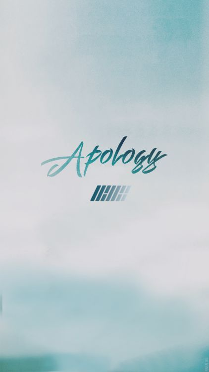 iKON || Apology || wallpaper for phone
