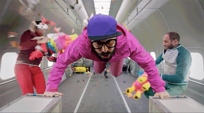 Why OK Go Went Facebook-Only With the Debut of Its Buzzy, Zero-Gravity Music Video | Adweek