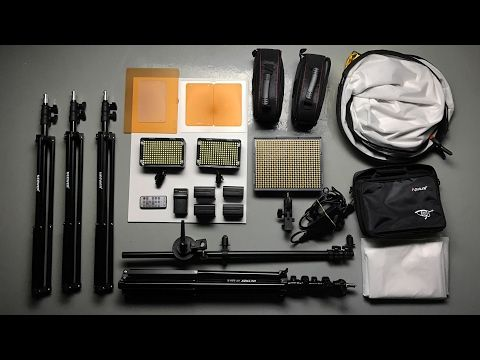 Video: This Might Be One of the Best Lighting Kits $500 Can Buy