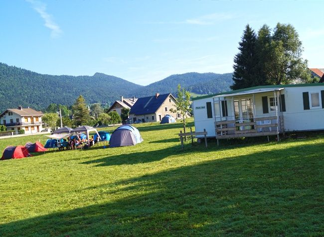 Camping Le Vercors - To discover - Flower campings - Camping Drôme - Vercors - France