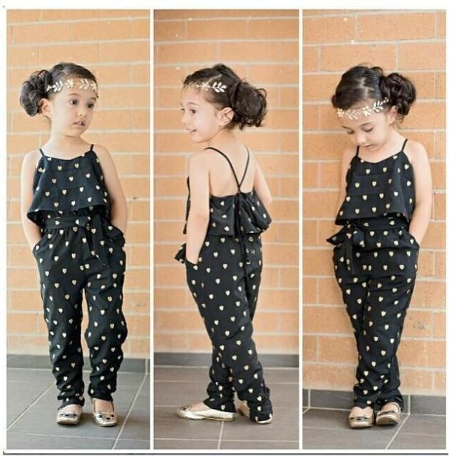 This spring and summer kids trends in fashion is all about all over prints. It can be from abstract shapes to cute animal prints, as long as it's all over. Your kids will be the coolest on the play...