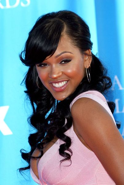 Meagan Good's hairstyle <3
