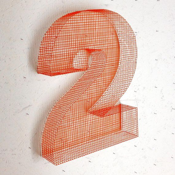 Figure 2 decorative mesh by LaFabriquealettres on Etsy, €39.00