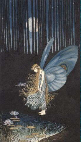 The Last of the Fairies...by Ida Rentoul Outhwaite