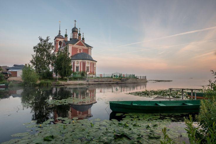 Утро на Трубеже переславль залесский,— National Geographic Россия