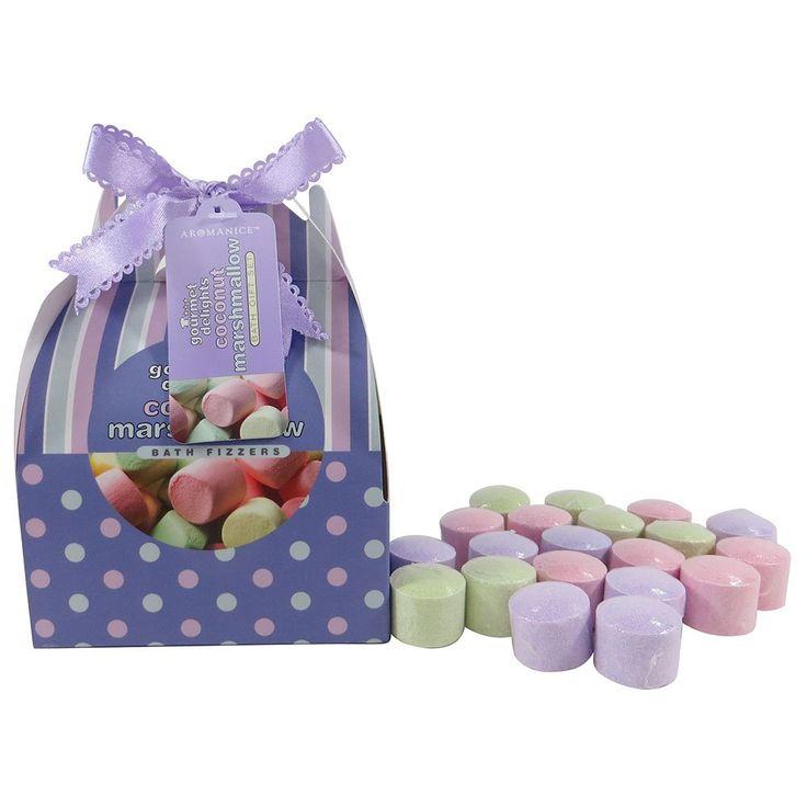 Gloss! Coffret de Bain Gourmet Delights Coconut Marshmallow: Amazon.fr: Beauté et Parfum