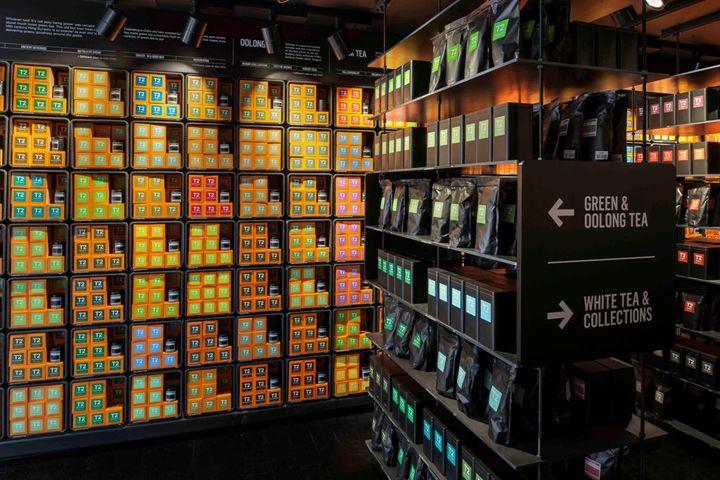 T2 tea store design by Landini Associates, London – UK » Retail Design. Visit City Lighting Products! https://www.linkedin.com/company/city-lighting-products
