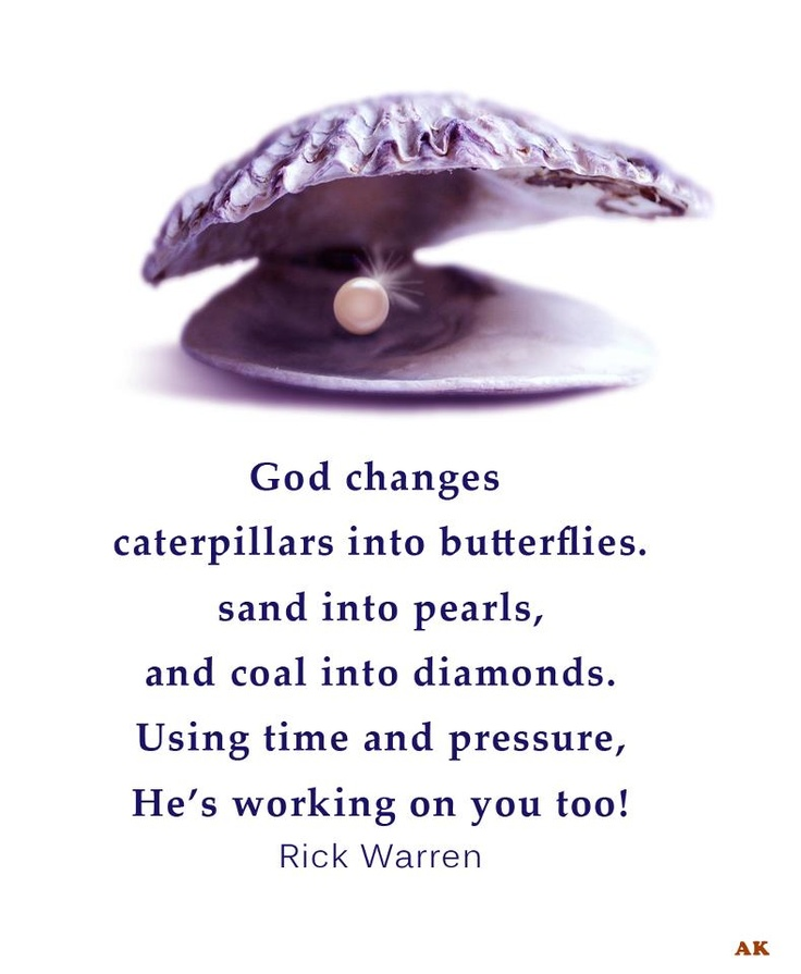 god and pearls