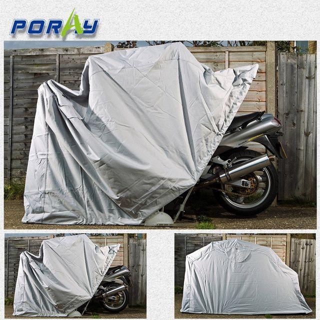 Poray Bike Shield Tourer Large Waterproof Motorcycle Shelter