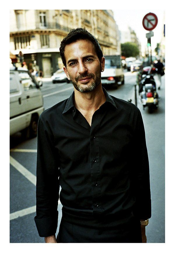 Marc Jacobs is an American fashion designer. He design shoes, bags, clothes, jewellery, watches and perfumes. I like his designs very much. He has just used Miley Cyrus as a model for his latest collection.