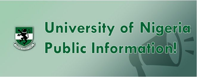 University of Nigeria,UNN Postgraduate Academic Calendar Timetable - 2016/2017