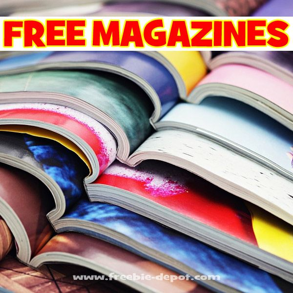 ►► FREE MAGAZINES! Up to 3! People, Entertainment Weekly, Real Simple, Time and More! ►► #Free, #FREEStuff, #Freebie, #Frugal, #FrugalFind, #FrugalLiving ►► Freebie Depot