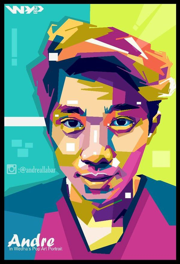 Wpap Andre by andreallabar