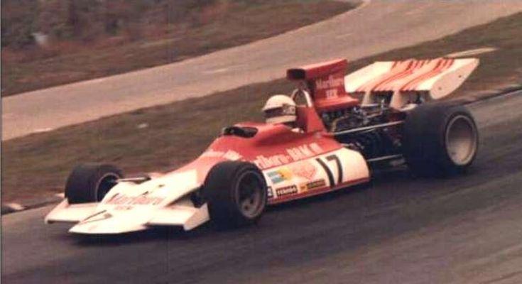 1972 GP Kanady (Mosport Park) BRM P180 (Bill Brack)