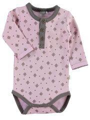 NEWBORN NITWISTI WOOL BODY, Fragrant Lilac