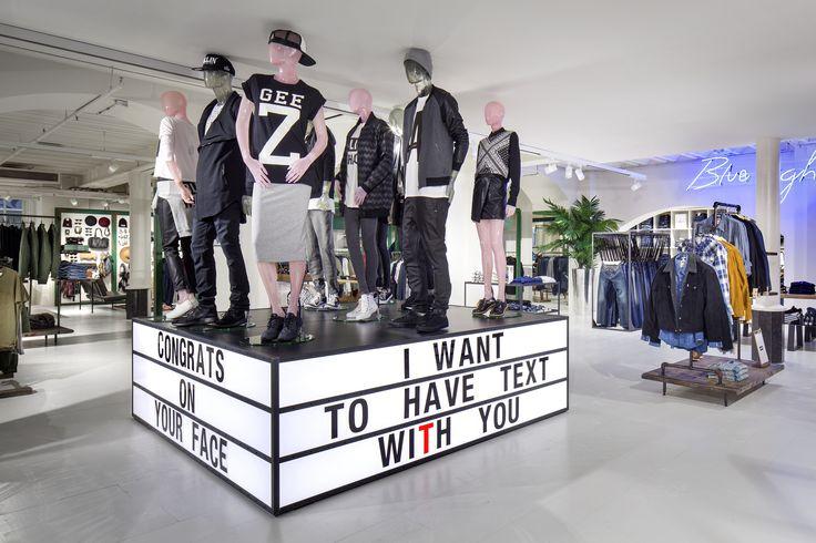 MEN @ WORK | Amsterdam | Paris Transparent collection by Hans Boodt Mannequins