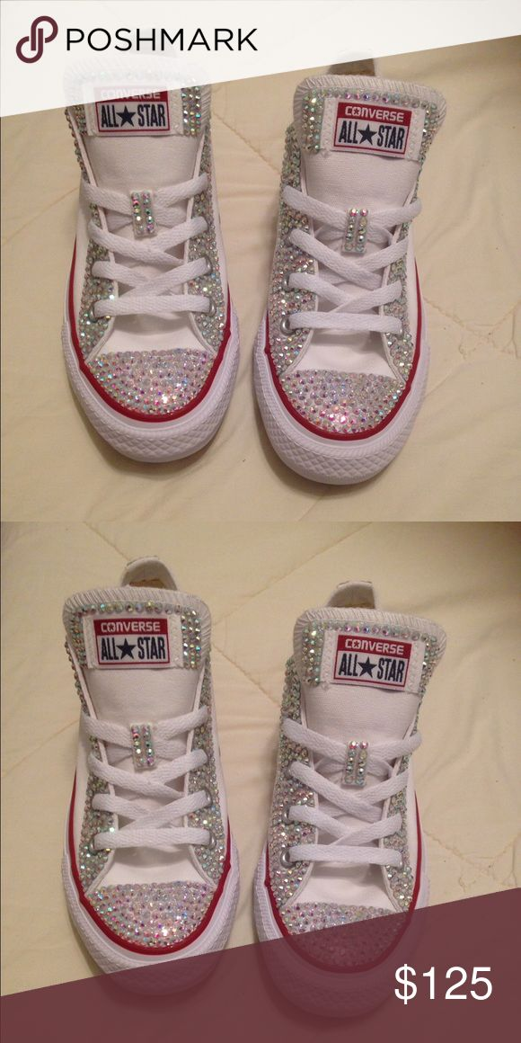 Bling converse Bling converse Converse Shoes Sneakers