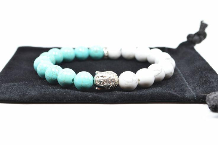 Choose Joy bracelet - Turquoise