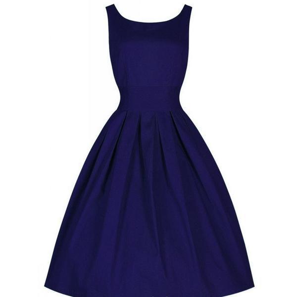 Dot Floral Print Party Dress 50s Women Robe Rockabilly Vintage Swing Pinup Dresses vestidos de fiesta